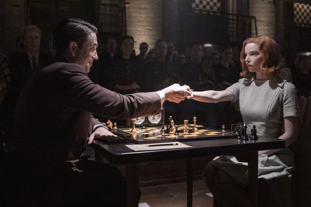 """¿""""Gambito de dama"""" será nominada en la próxima temporada de premios?  (Foto: Netflix)"""