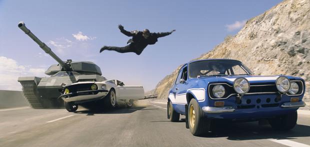 En Rápidos y furiosos 6  se llegaron a destruir 350 autos (Foto: Universal Pictures)