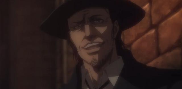 """Kenny aparecer en el tercer episodio de la cuarta temporada de """"Shingeki no Kyojin"""" (Foto: Crunchyroll)"""