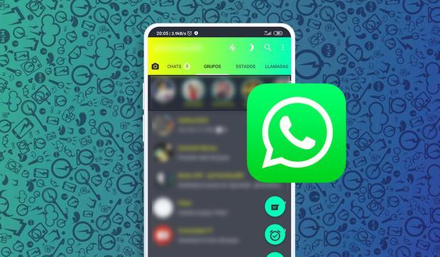 En la nueva versión de WhatsApp Plus se añaden nuevos mods para evitar el baneo permanente. (Foto: MalavidA)