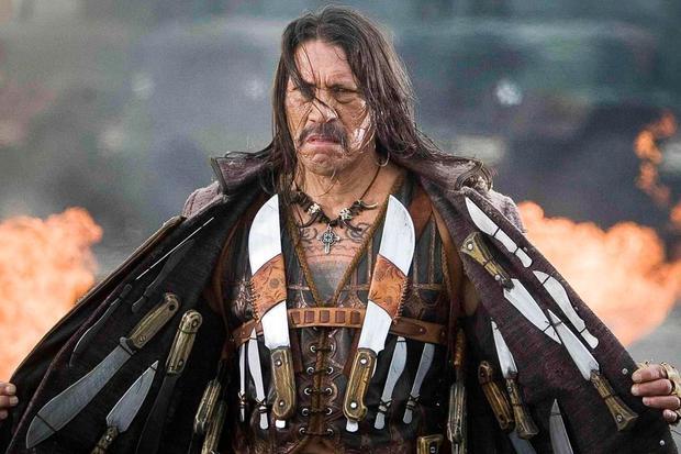 Machete, de la película del mismo nombre publicada en 2010, es quizás el personaje más recordado de Danny Trejo. (Foto: 20th Century Fox/Sony Pictures Releasing International)