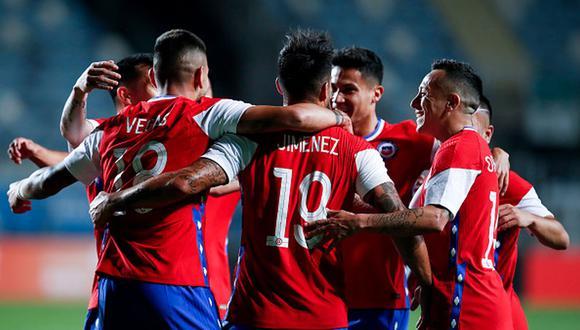 GOLES Chile vs Bolivia: resultado, resumen, minuto a minuto e incidencias del partido con miras a Eliminatorias 2022   FUTBOL-INTERNACIONAL   DEPOR