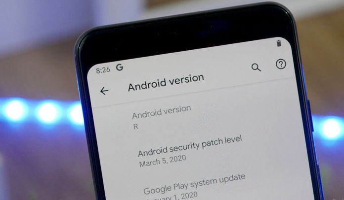 Only developers can install Android 11 to feed back.  (Photo: Google)