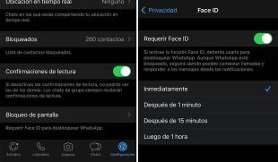 WhatsApp |  How to block the application with your face |  Applications |  Smart Phone |  Cell phones |  Cheating |  Tutorial |  Viral |  Face ID |  United States of America |  Spain |  Mexico |  NNDA |  NNNI |  SPORTS GAME