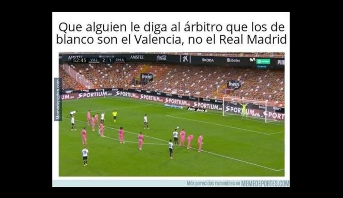 Memes del Real Madrid 15