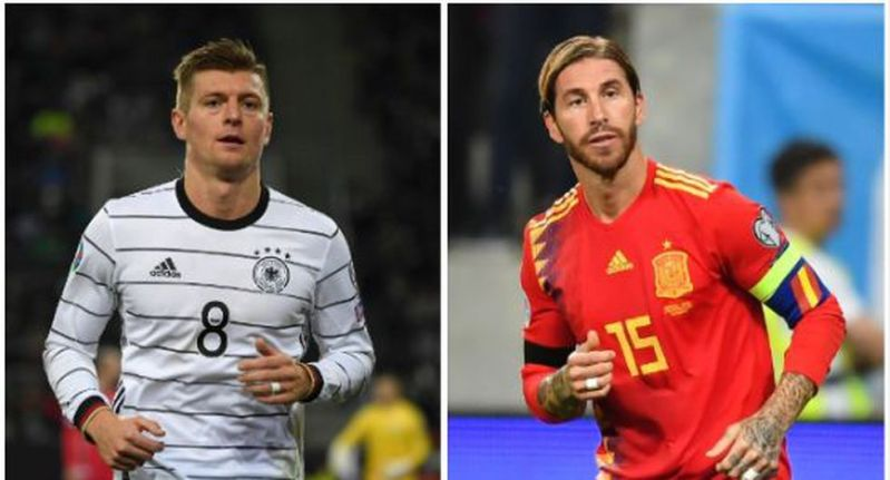 Rest Of The World Click Here Spain Vs Germany By Nations League Live Via Directv World Today News