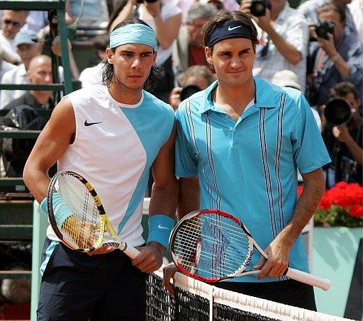 Rafa Nadal y Roger Federer han perdido varias posiciones en la ATP cuando las lesiones no les han permitido defender los puntos acumulados.