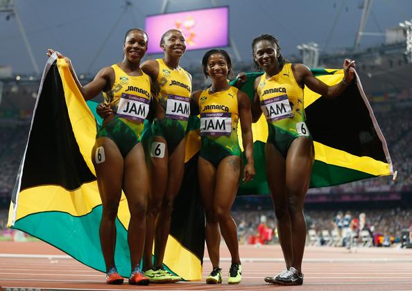 Veronica Campbell y Sherone Simpson, dejarán a la velocidad jamaicana huérfana frente a Estados Unidos.