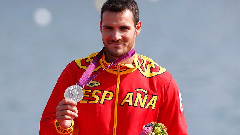 Saúl Craviotto, doble medallista olímpico, ha estado nueve meses sin cobrar su beca ADO.
