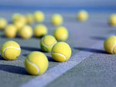 El tenis es uno de los deportes en el que más palabras prestadas de otros idiomas se utilizan.
