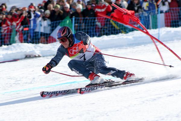 El estadounidense Bode Miller fue el campeón olímpico en la Combinada de Vancouver 2010.