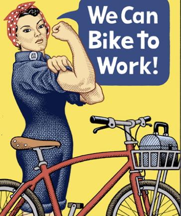 """Cambiar el coche por la bici para ir al trabajo, la """"nueva revolución francesa""""."""