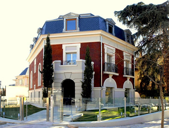 La prestigiosa Fundación Pons es la sede donde se imparten las clases del Master.