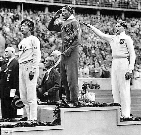 Jesse Owens simbolizó la lucha contra la segregación racial en la Alemania nazi.