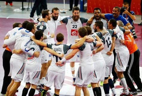 Francia tratará de revalidar como local el campeonato del mundo conseguido en Catar en 2015.