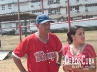 Deporcuba conversa con Ramon Vazquez _Softbal Cuba