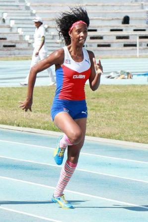Dulaimi Débora Odelin_Copa Cuba 2015_Foto: Monica Ramírez