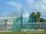 El Estadio Panamericano por dentro