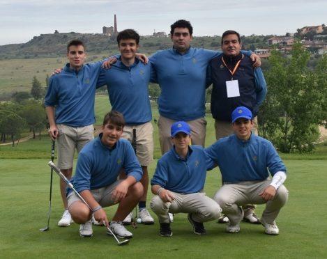 Campeonato de España de Federaciones Autonómicas Sub 18 Masculino 1ª División