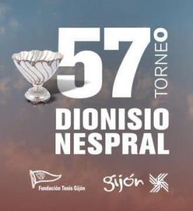 El 57 Torneo Dionisio Nespral del 16 al 22 de agosto