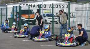 Campeonato de Asturias de  karting 2021 @ Museo y Circuito Fernando Alonso