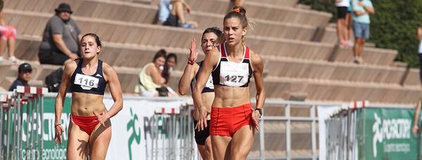 Atleta Isidora Jiménez será la abanderada de Chile en Juegos Panamericanos Toronto 2015