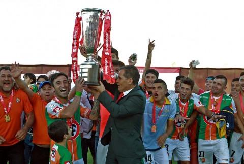 ¡El Clausura 2014 – 2015 ya tiene campeón! Cobresal logra inédito título del fútbol chileno