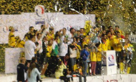 San Luis de Quillota cumplió la tarea y regresó a la División de Honor del fútbol chileno