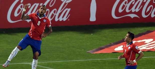 Chile comenzó con un trabajado triunfo su actuación en Copa América 2015