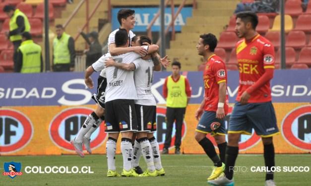 Resumen primera fecha Apertura 2015-16: Colo Colo y Universidad Católica ganaron sus compromisos. La U solo empató