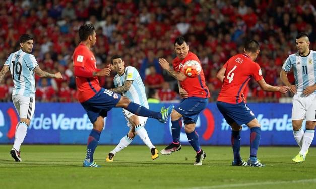 La Roja cae por segunda vez y baja en la clasificación