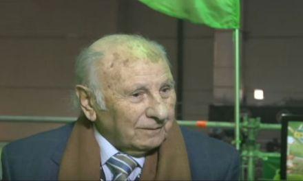 ¡Llevó la emoción del primer mundial organizado en Chile! Falleció relator deportivo Abraham Dueñas