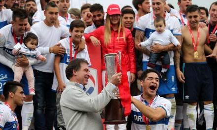 Universidad Católica consiguió su 11° estrella en un emocionante final del Clausura 2016