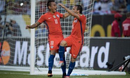 La tormenta roja fue más fuerte: Chile clasifica a la final de la Copa América Centenario