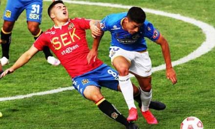 #CampeonatoPlanVital 2021 | Resumen Fecha 6: El puntero Audax aceleró el cambio de DT en Unión