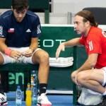 Copa Davis 2020-21: Chile pierde la serie ante Eslovaquia y deberá jugar permanencia