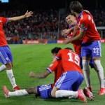 #LaRoja sumó su segunda victoria consecutiva goleando a Venezuela, y abriendo sus opciones