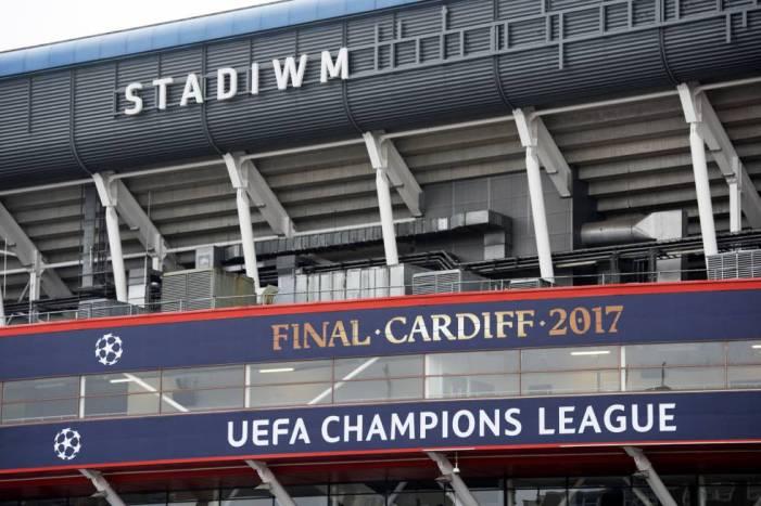 Il Millennium Stadium di Cardiff, impianto in cui si giocherà Juventus-Real Madrid per la Champions League 2017, foto: Matthew Horwood/Getty Images