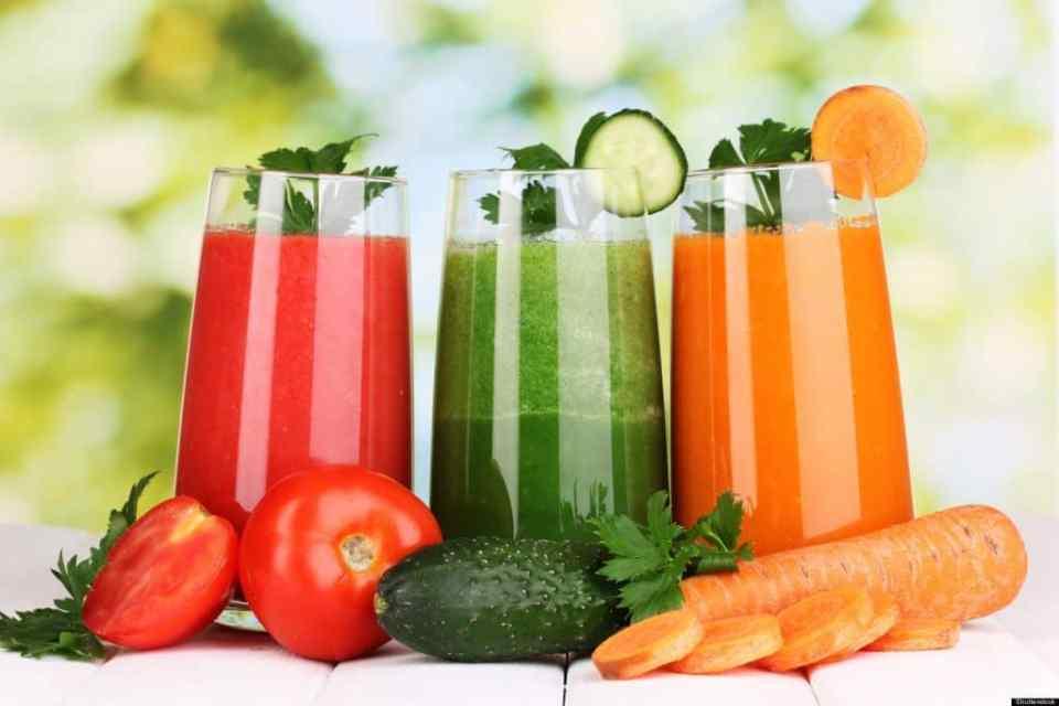 Dieta Detox para depurar el organismo
