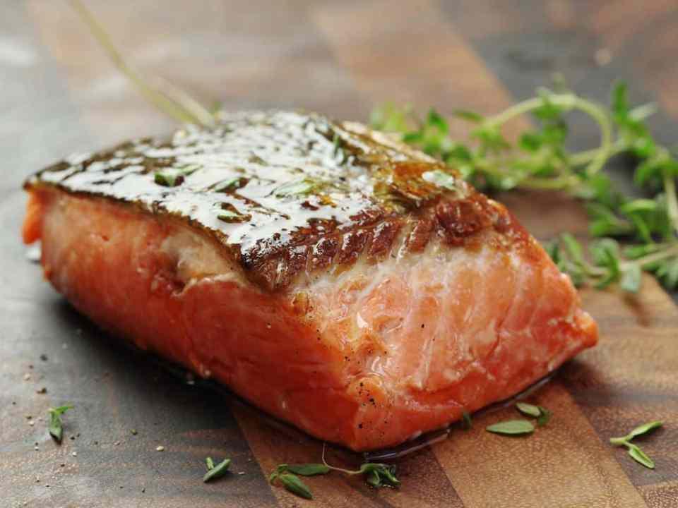 Conoce el salmon como fuente de energía