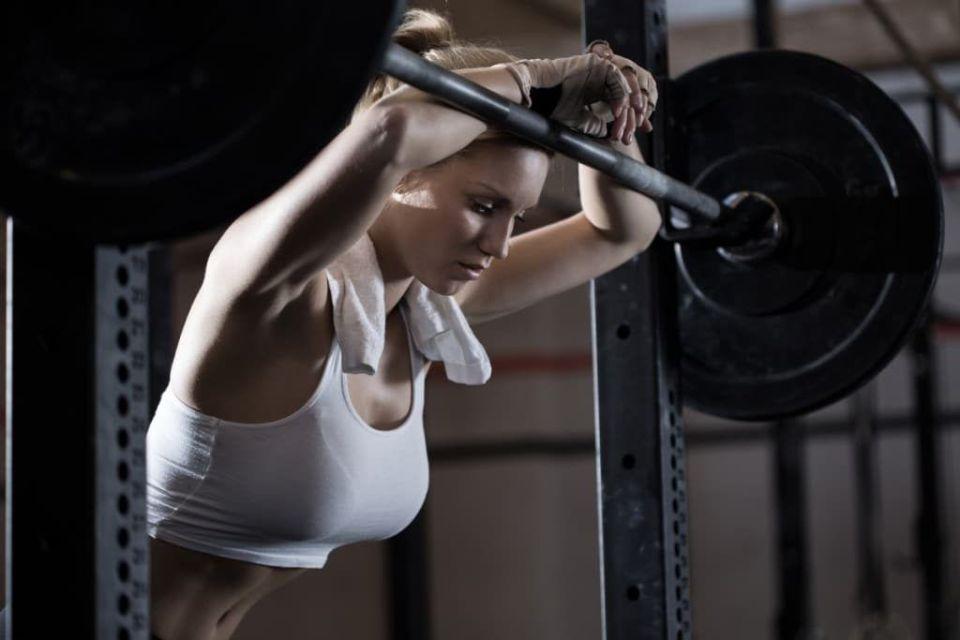 tipos de fatiga muscular para la hipertrofia