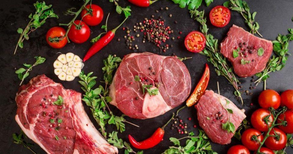 cuánta carne puedo comer