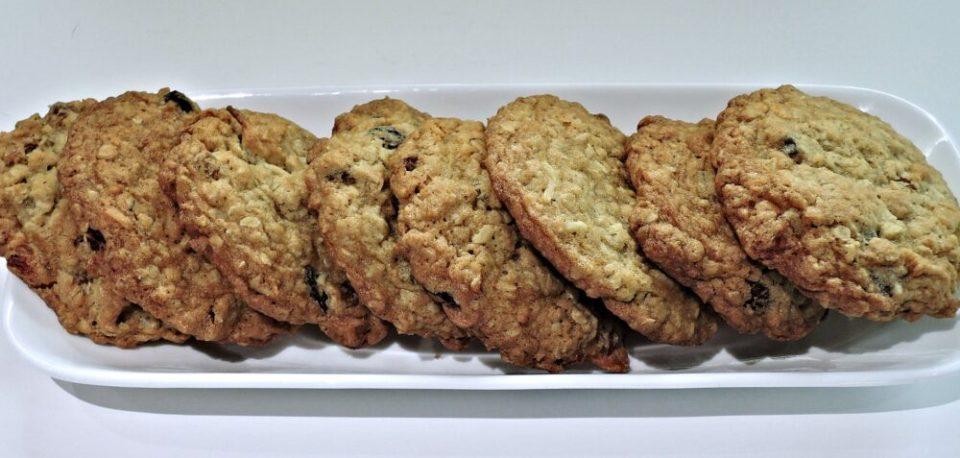 recetas para un almuerzo saludable - galletas saladas