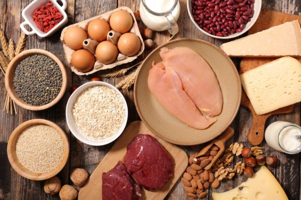 Proteínas, clave en la dieta para perder peso sin hacer deporte