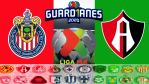 AQUI HOY EN VIVO Chivas vs. Atlas: Cómo ver, HORARIOS Y CANALES DE TV  en directo el Clásico Tapatío por la Liga MX