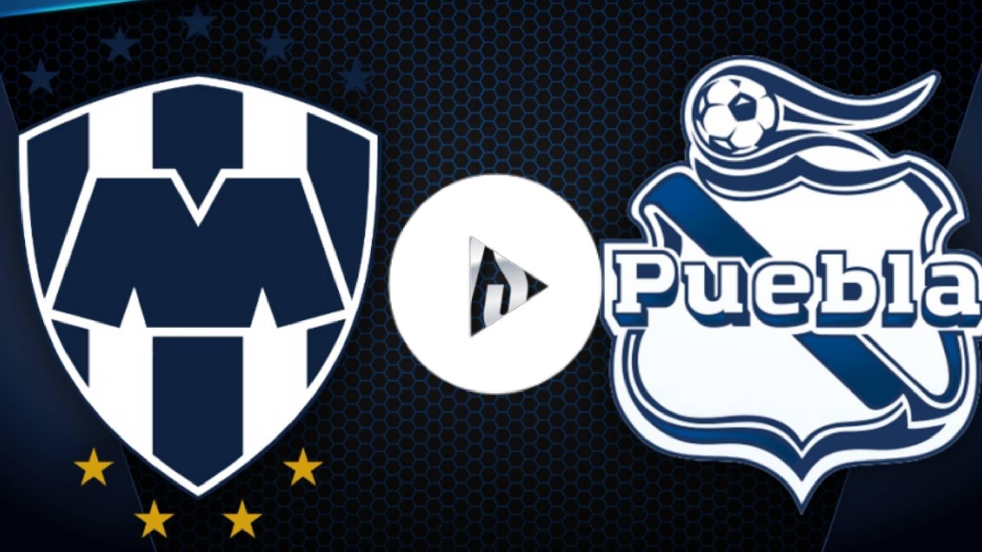 EN VIVO LIGA MX: Monterrey vs Puebla EN VIVO ONLINE, Hora Y Donde Ver   Liga MX EN VIVO 2020