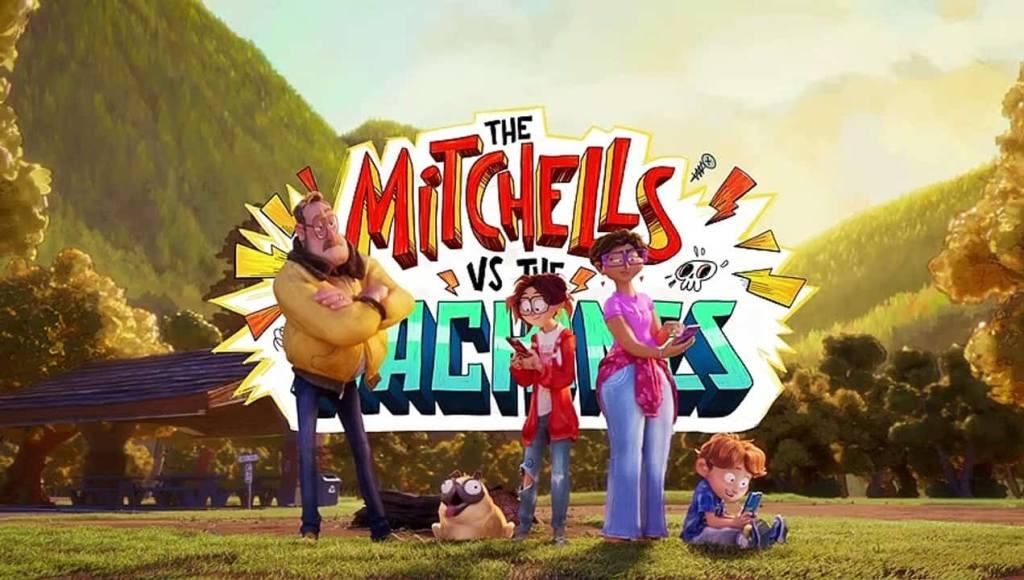TRAILER DE The Mitchells vs. The Machines estará disponible en Netflix el 30 de abril