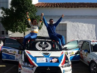 Casimiro y Ortiz certifican el regional de asfalto con su victoria en el II Rallysprint Culebrín-Pallares