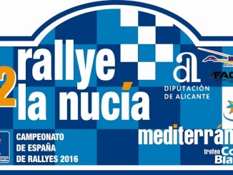 Dacia Sandero Cup del 22 Rally Mediterráneo - La Nucía