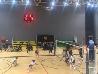 Extremadura Arroyo 30 no reacciona frente a un rival directo como el VP Madrid